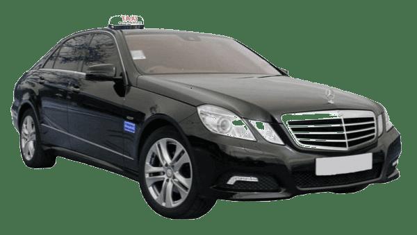 Taxi 33 Taxi Bordeaux Flotte Mercedes